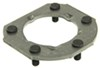 "Brake Mounting Flange for 3"" Round Axle"