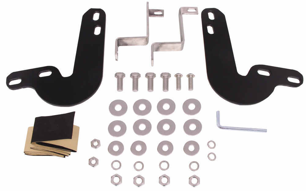 Replacement Hardware Kit for Westin Sportsman Grille Guard - New Style - 40-0145 and 45-0140 Installation Kit 40-014PK