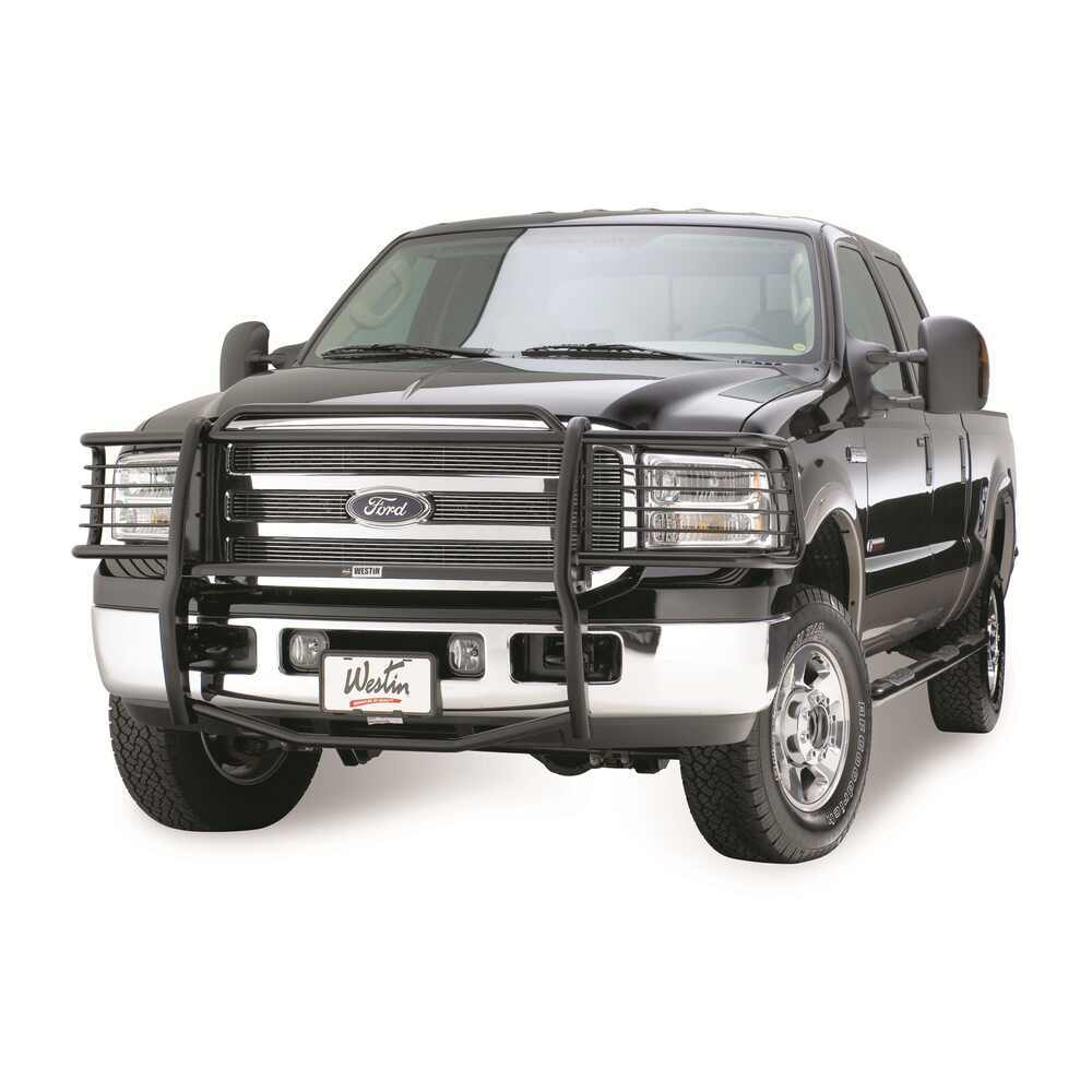Ford Grill Guard For 85 : Ford f and super duty grille guards westin