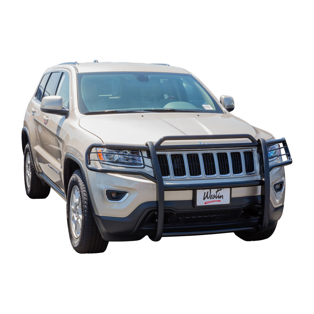 2012 jeep grand cherokee grille guards westin. Black Bedroom Furniture Sets. Home Design Ideas