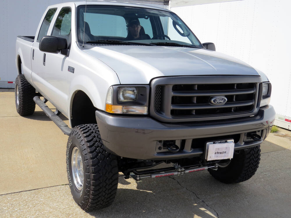 2003 Ford F-250 and F-350 Super Duty Custom Fit Vehicle ...