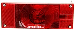 Wesbar Submersible Low Profile Trailer Tail Light - Passenger Side