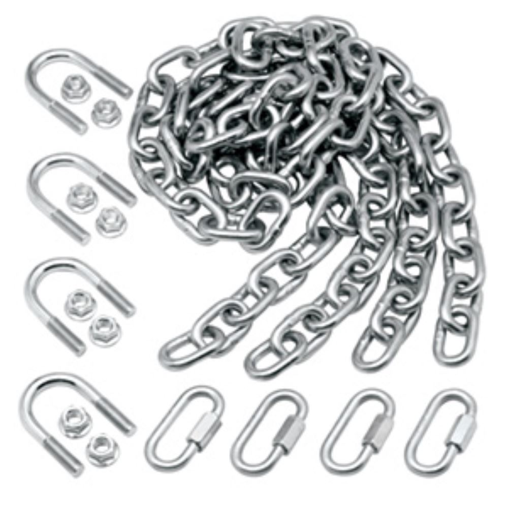 40604 - Quick Links Tow Ready Safety Chains and Cables