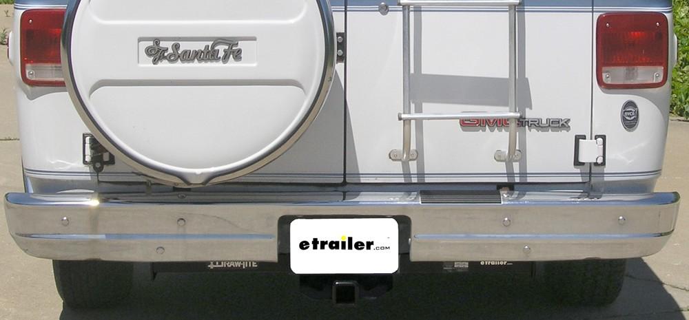 1982 Chevrolet Van Draw-Tite Max-E-Loader Trailer Hitch