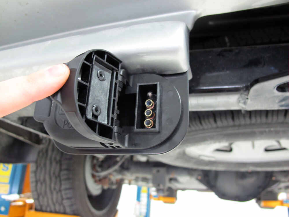 2000 ford expedition trailer wiring 2000 ford expedition custom fit vehicle wiring - hopkins