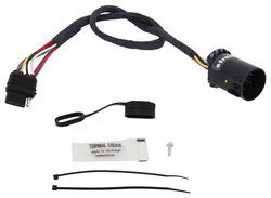 Recommended wiring setup for a 2015 chevy colorado crew cab without hopkins plug in simple wiring harness for factory tow package 4 pole flat swarovskicordoba Image collections