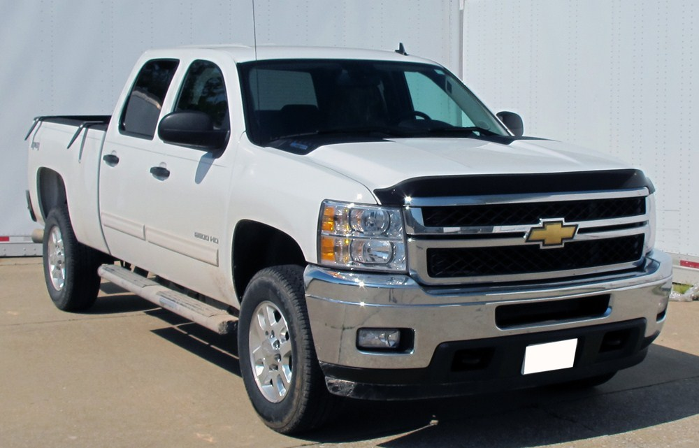 2011 Chevrolet Silverado Custom Fit Vehicle Wiring