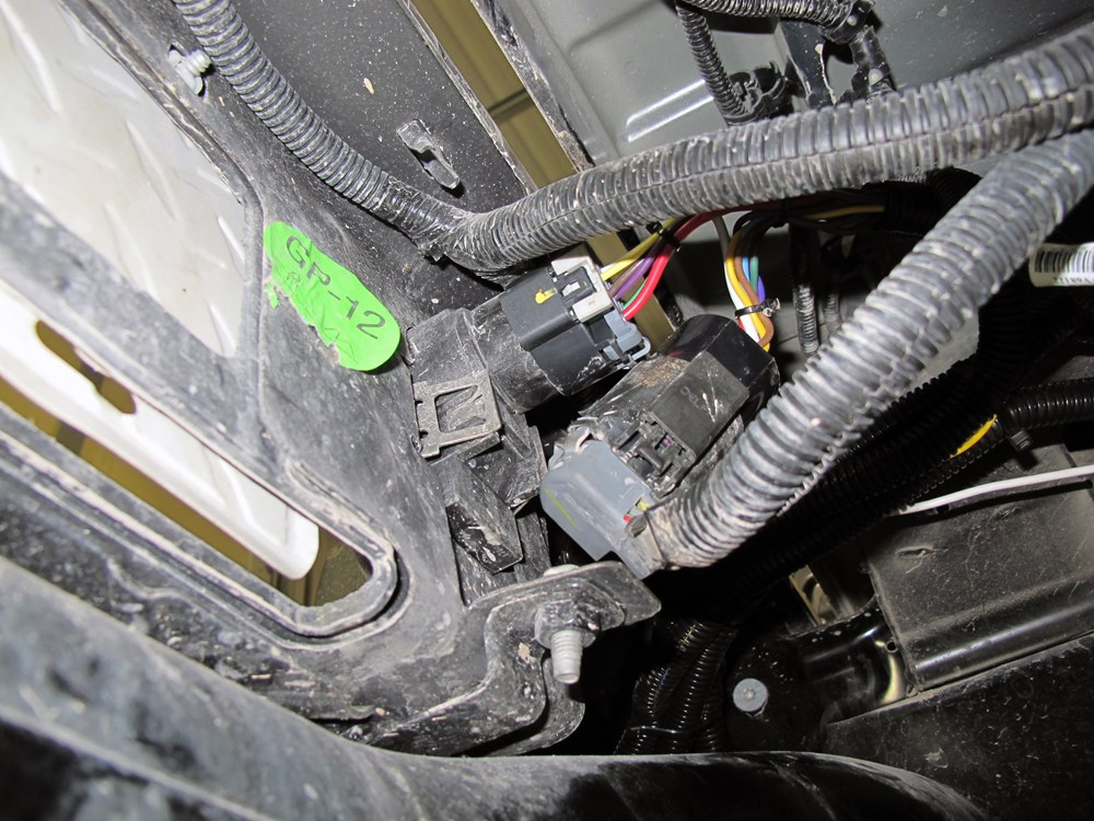 2016 Chevrolet Silverado 3500 Custom Fit Vehicle Wiring