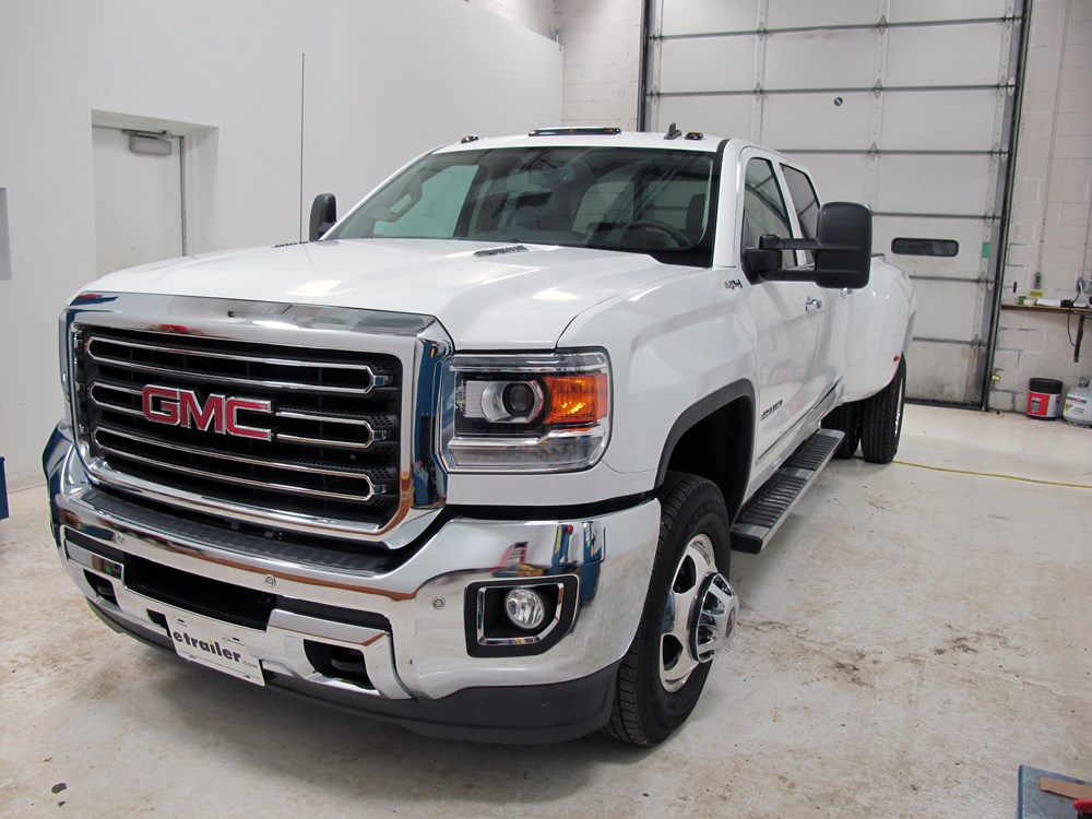 2015 gmc sierra 3500 custom fit vehicle wiring hopkins. Black Bedroom Furniture Sets. Home Design Ideas