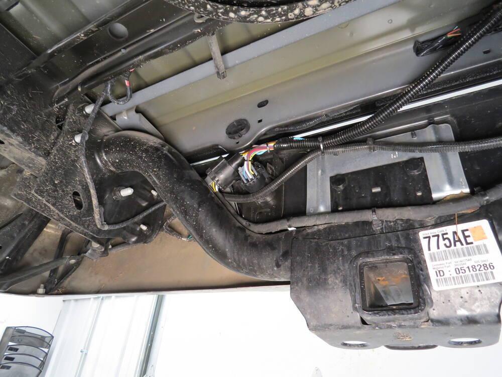 For 2008 Chevrolet Silverado 6 Hopkins Custom Fit Vehicle Wiring 41157