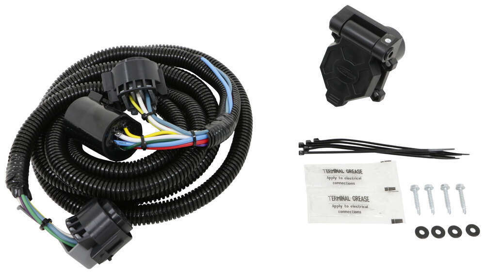 Hopkins 7 Blade Custom Fit Vehicle Wiring - 41157