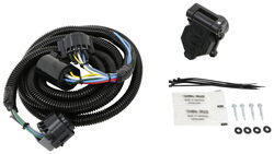 Hopkins 2013 Chevrolet Silverado Custom Fit Vehicle Wiring