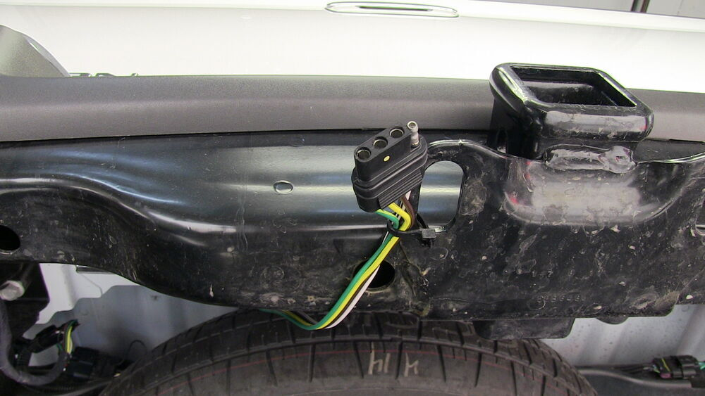 Trailer Wiring Harness For Chevy Colorado : Brake controller installation on a chevy colorado autos post