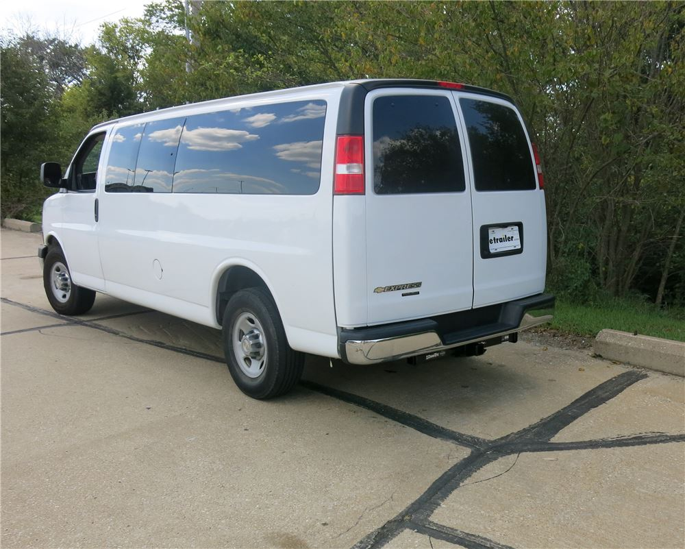 2014 Chevrolet Express Van Trailer Hitch