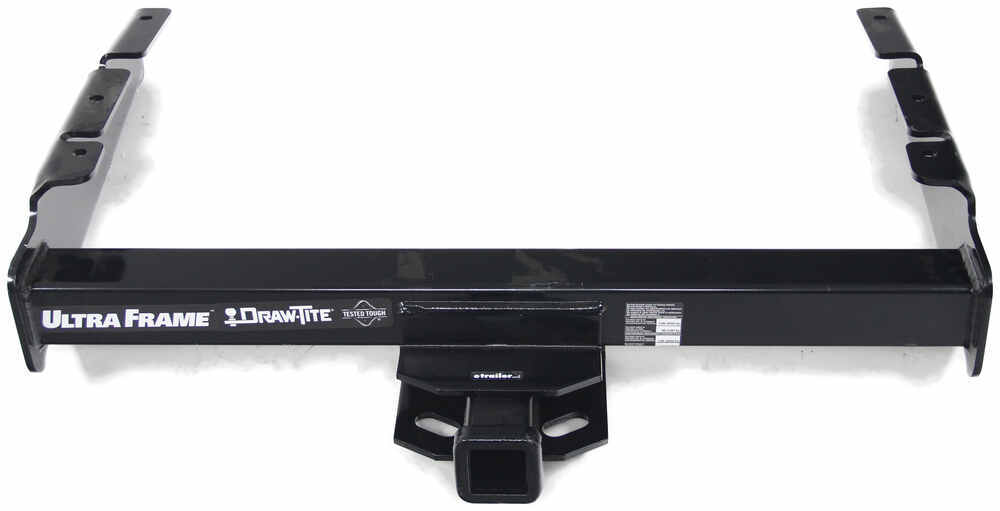 "Draw-Tite Ultra Frame Trailer Hitch Receiver - Custom Fit - Class IV - 2"" 12000 lbs WD GTW 41904"