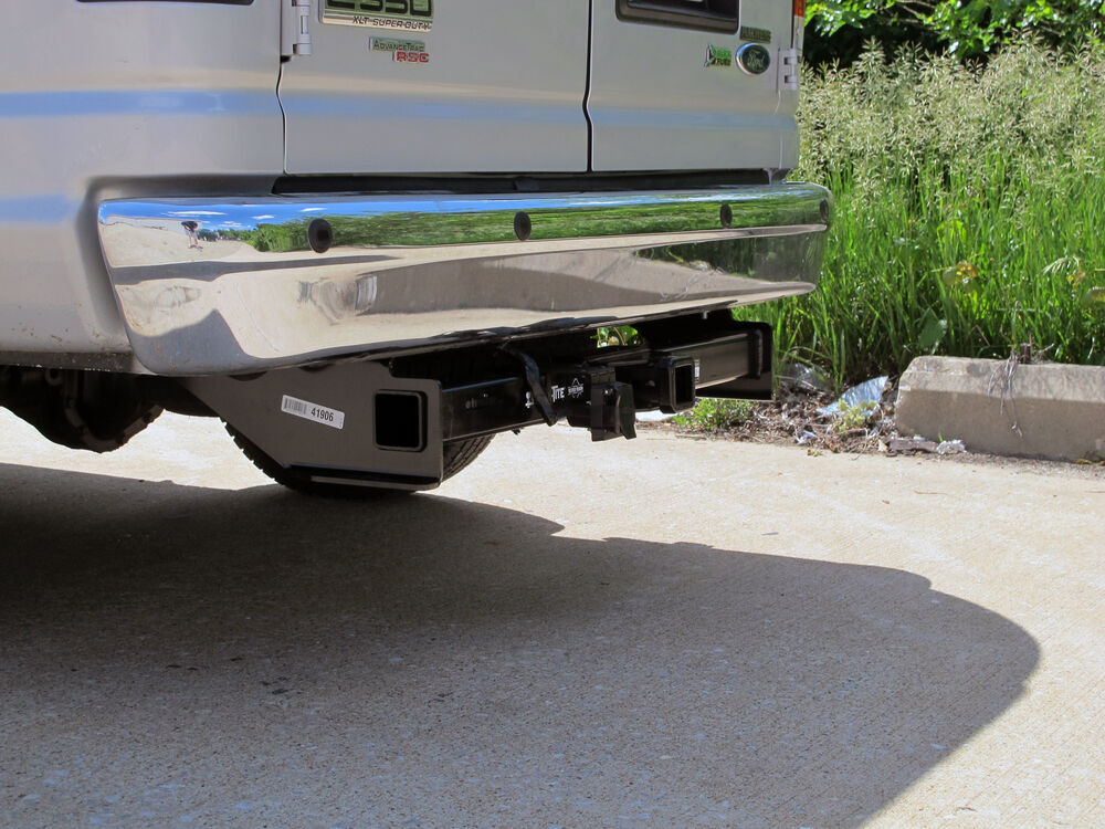 search results installation of a trailer hitch on a 2011