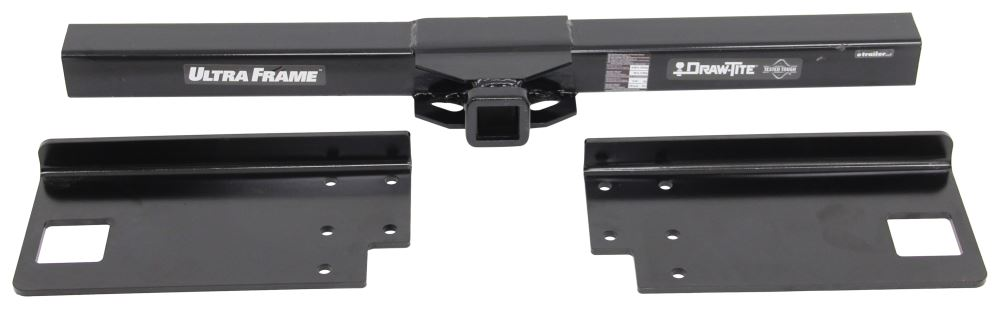Service Body Hitches : Draw tite ultra frame service body trailer hitch receiver
