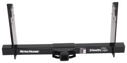 "Class IV Weld-on 44"" Wide Ultra Frame Trailer Hitch Receiver with 16"" Bracket"