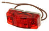Bargman #99 Series Mini LED Light - Red