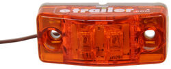 Bargman #99 Series Mini LED Light Amber
