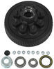 "Dexter Trailer Hub and Drum Assembly - 5,200-lb to 7,000-lb E-Z Lube Axles - 12"" - 8 on 6-1/2"