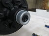 0  trailer hubs and drums dexter axle hub with integrated drum ez lube assembly - 7k lb e-z 12 inch 8 on 6-1/2 1/2 studs