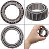 dexter axle trailer hubs and drums hub with integrated drum 8 on 6-1/2 inch