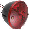 Peterson Round Trailer Tail Light, 2 Stud Mounting, Right Hand