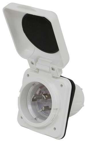 furrion 30 amp power inlet white led furrion rv wiring. Black Bedroom Furniture Sets. Home Design Ideas