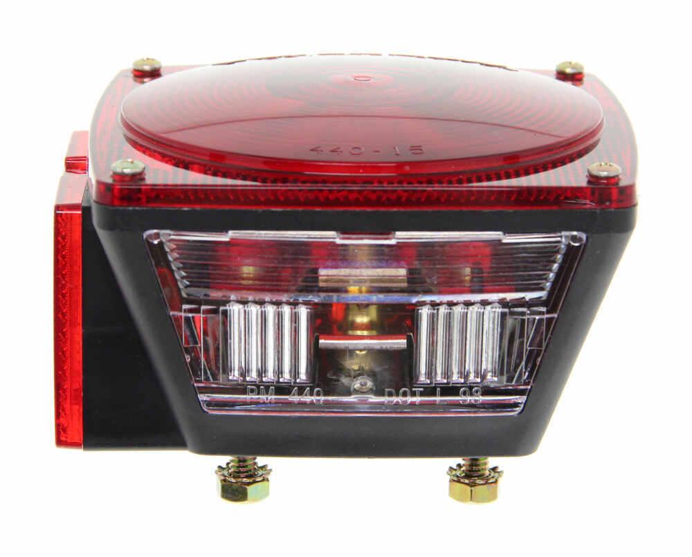 Compare Peterson Square Vs Kendon Trailer Wiring Diagram Lights 432400 5l X 4 1 2w Inch