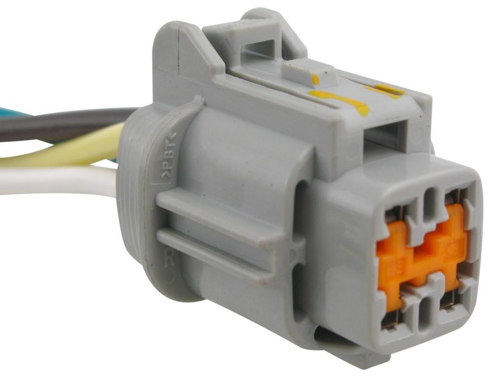 2001 Xterra Trailer Wiring Harness : Nissan xterra custom fit vehicle wiring hopkins
