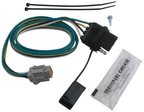 43595_500 Xterra Trailer Wiring Harness Installation on xterra brake light switch, xterra throttle position sensor, xterra supercharger kit, xterra fog light kit, xterra fuel pump relay, xterra light bar, xterra dash lights, xterra battery hold down, xterra engine swap, xterra hood scoop,