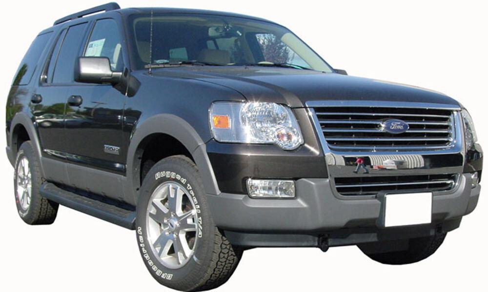 2008 ford explorer sport trac base plates roadmaster. Black Bedroom Furniture Sets. Home Design Ideas