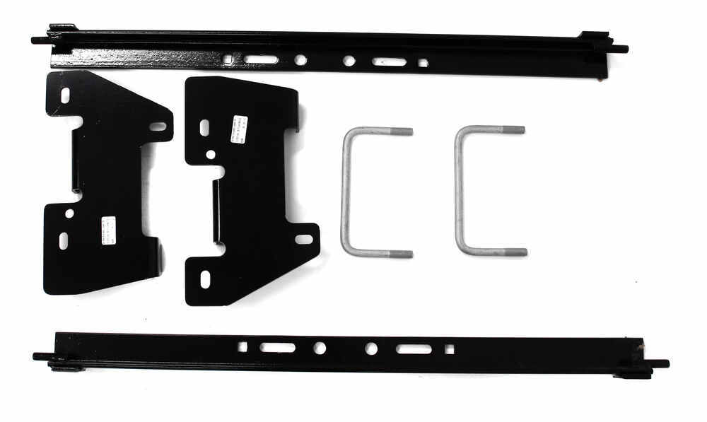 Gooseneck Trailer Hitch Installation Rail Kit