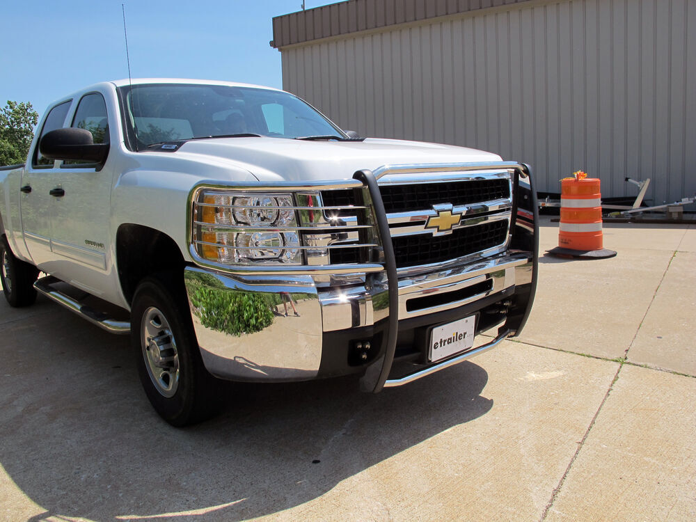 Hunter Truck Gear Direct Grille Guard Install 1 | Autos Post