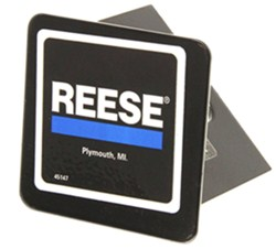"Reese Titan 2-1/2"" Hitch Reciever Cover"