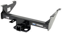 Reese 2009 Dodge Ram Pickup Trailer Hitch