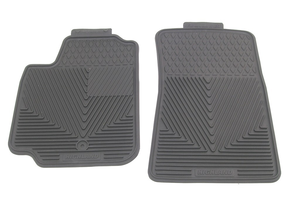 Auto Floor Mats All Weather Car Truck Suv Black
