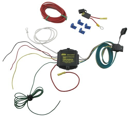46365_500 plug n tow (r) short proof powered taillight converter heavy Hopkins Trailer Wiring Kits at nearapp.co