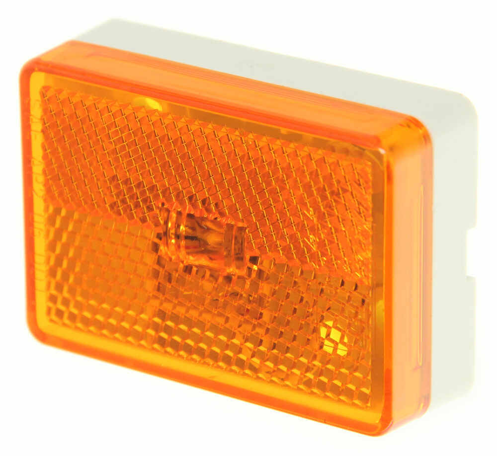 Led Trailer Clearance Side Marker Light With Reflector 2 Wire Compare Square Vs Etrailercom Wesbar Lights 47 222015