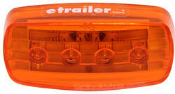Bargman LED Clearance/Side Marker with Pigtail - Amber