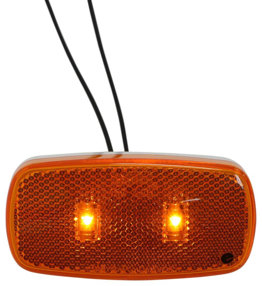 Bargman LED Clearance/Side Marker Light - 59 Series ...