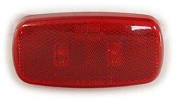 Bargman LED Upgrade Kit for 59 Series Clearance/Side Marker Lights - Red