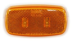 Bargman LED Upgrade Kit for 59 Series Clearance/Side Marker Lights - Amber