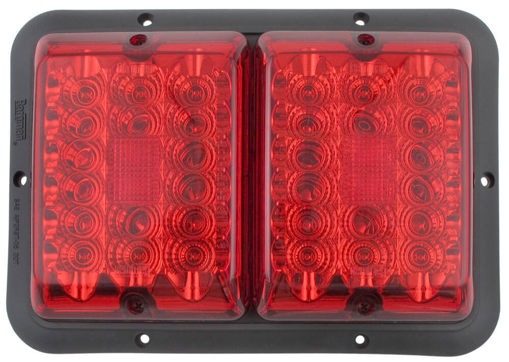 Bargman Trailer Lights - 47-84-527