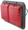 Bargman Rectangle Trailer Lights - 47-84-527