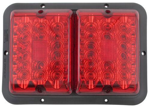 Compare bargman recessed vs bargman led recessed etrailer bargman 10l x 7w inch trailer lights 47 84 527 aloadofball Images