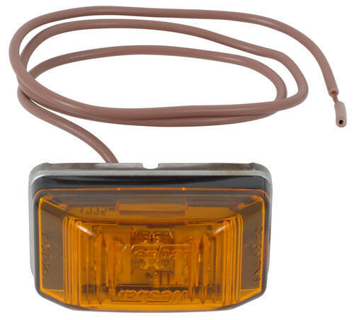 Bargman Led Mini Trailer Clearance And Side Marker Light