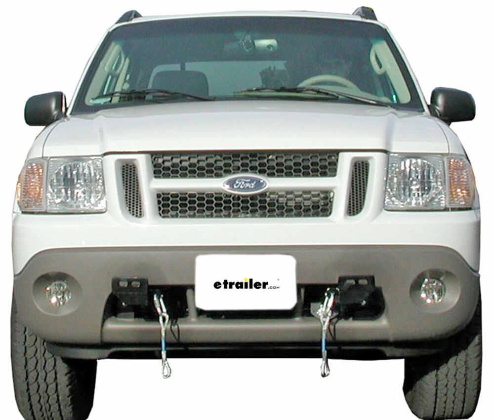 2002 Ford Explorer Sport Trac Base Plates
