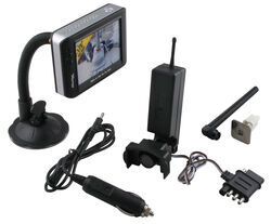 Master Lock Wireless Backup Camera and Hitch Alignment System